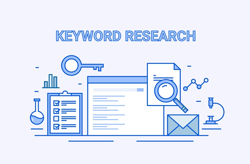 Centre your SEO Strategy on the Right Keyword Selection