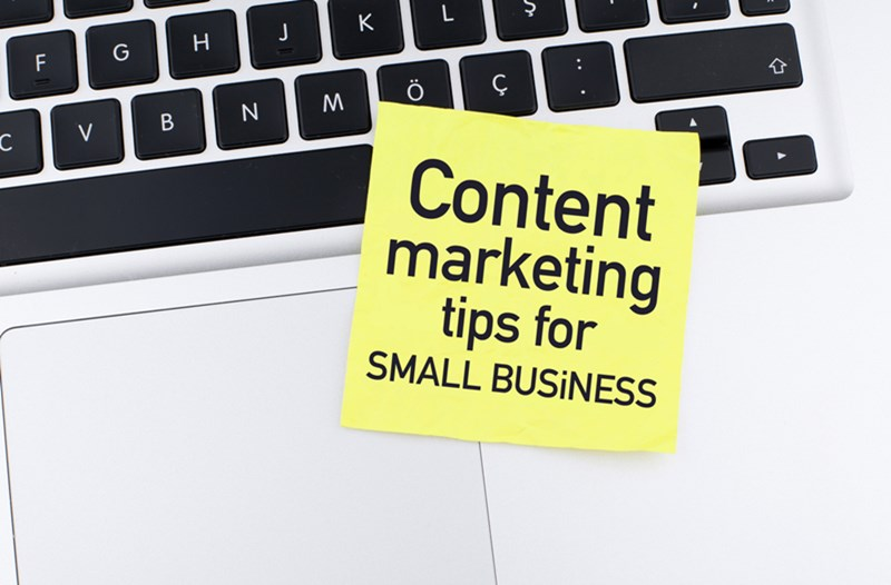 Most Effective Content Marketing Tips For Small Businesses